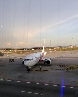 マレーシア航空 MHアップグレード