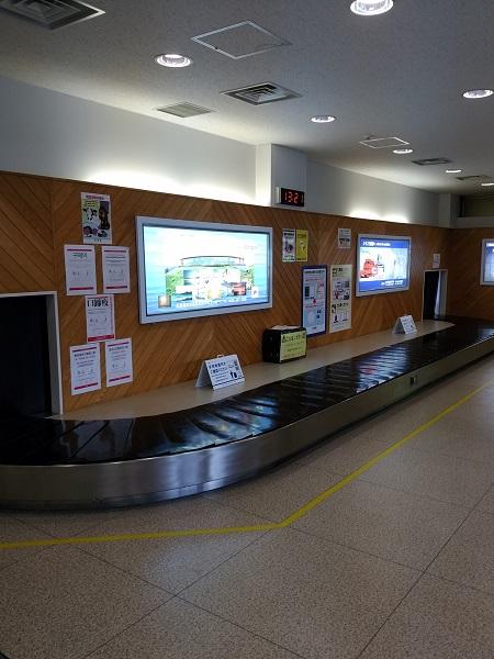 オホーツク紋別空港