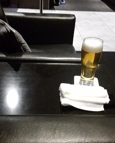ANAスイートラウンジ 羽田空港