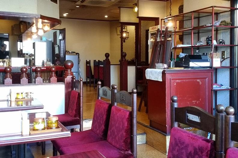 三本コーヒーショップ 稲毛店