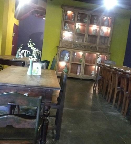 Ginger Restaurant-ジンジャーレストラン(パサール セニ)