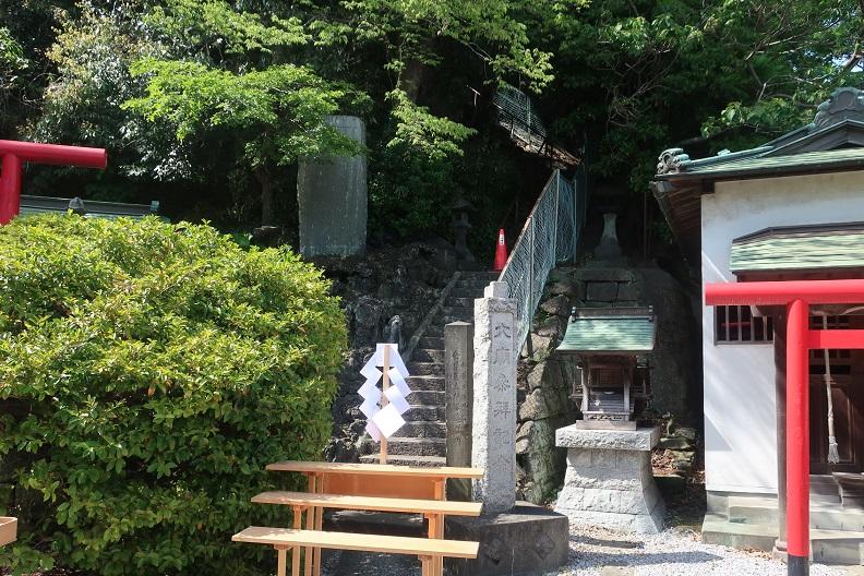 浦賀の渡し船・叶神社