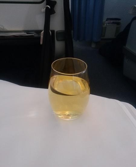 ANAビジネスクラス搭乗記:羽田―クアラルンプール