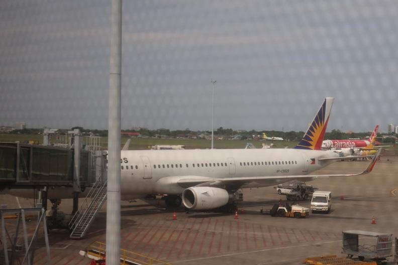 フィリピン航空:成田ーセブ搭乗記