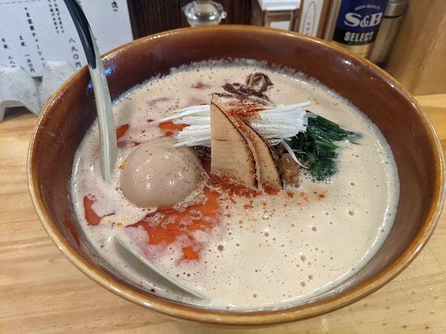 担々麵 麵山椒(追浜)