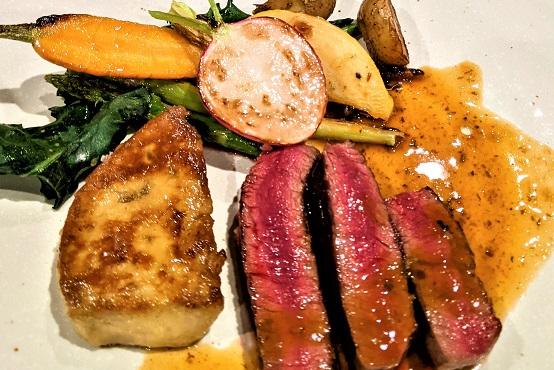 鉄板焼き Italian Dining Bar 焔 HOMURA(横須賀中央)